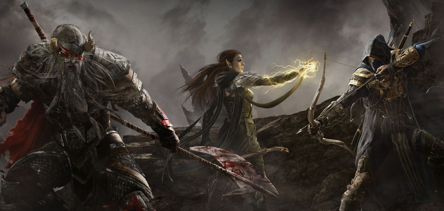 Elder Scrolls Online Players Can Now Buy Sell Trade