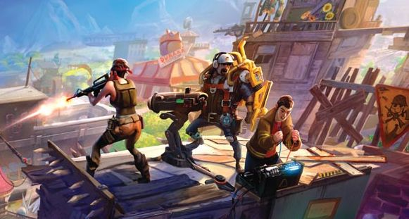 Fortnite Alpha Sign Ups Live Gameplay Detailed In May