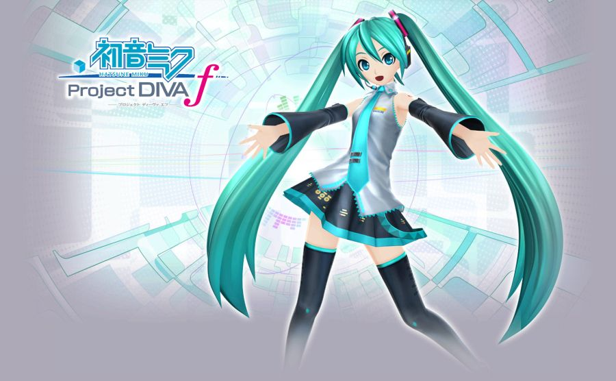 Project diva f 2nd tops media create 3ds ll back in top hardware slot vg247 - Hatsune miku project diva ...