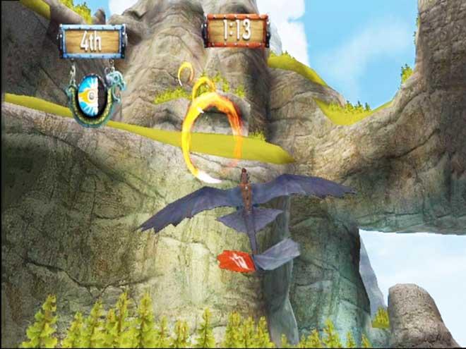 how to train your dragon 2 game online