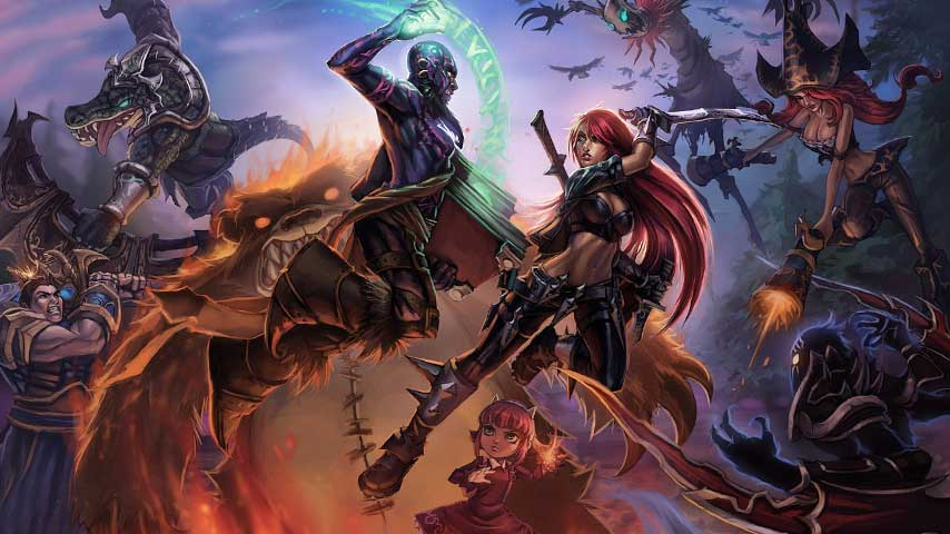 League of Legends ranked play disabled due to Recall bug | VG247
