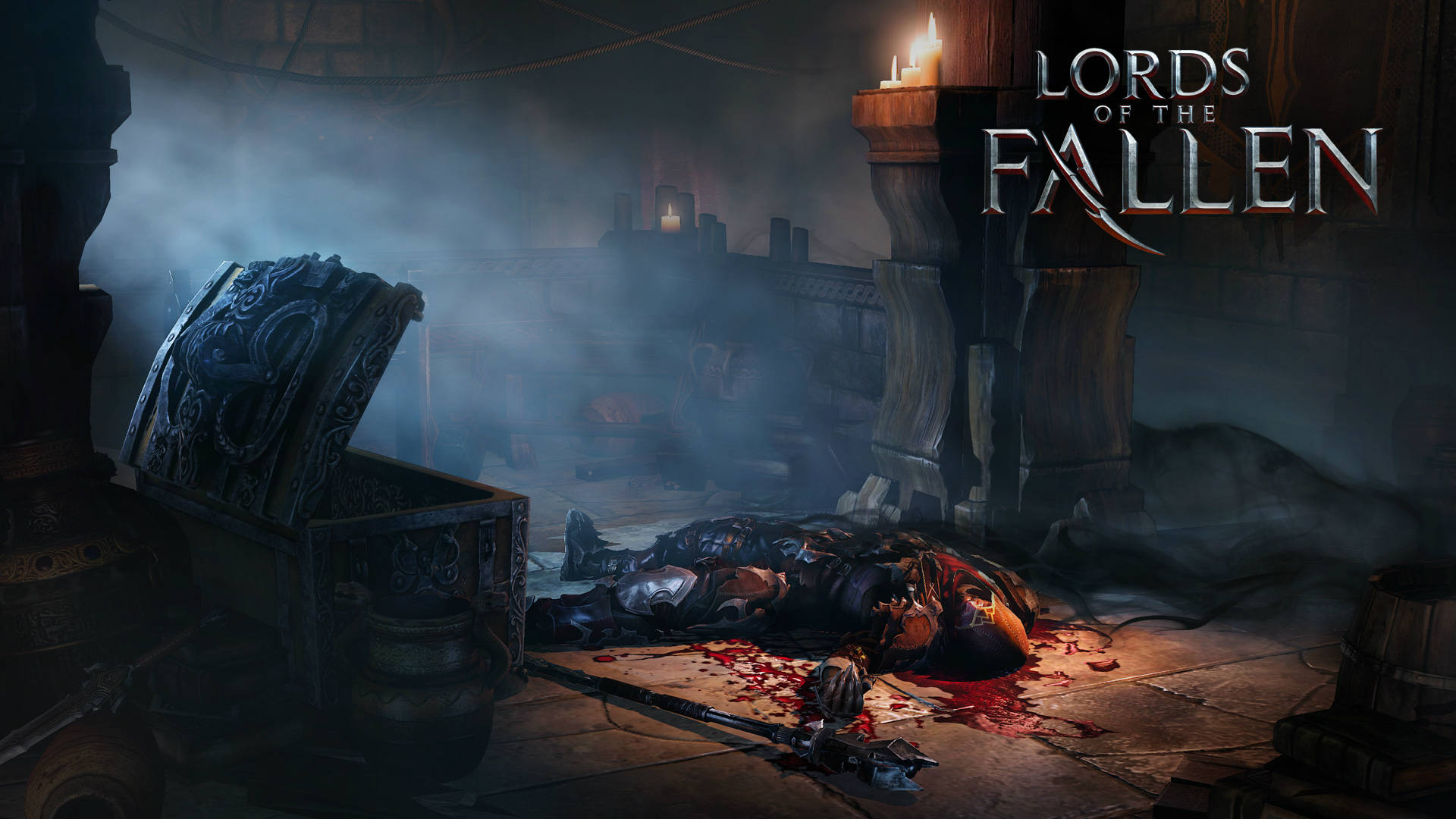 Lords of the Fallen sc...