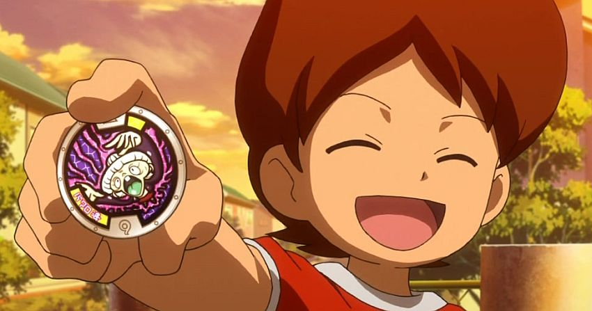 Yo Kai Watch Back On Top Of Media Create For Golden Week