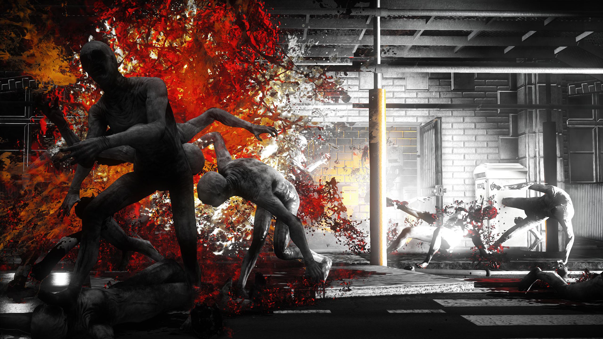 Killing floor 2 screens all the gore guns monsters for Killing floor xbox one