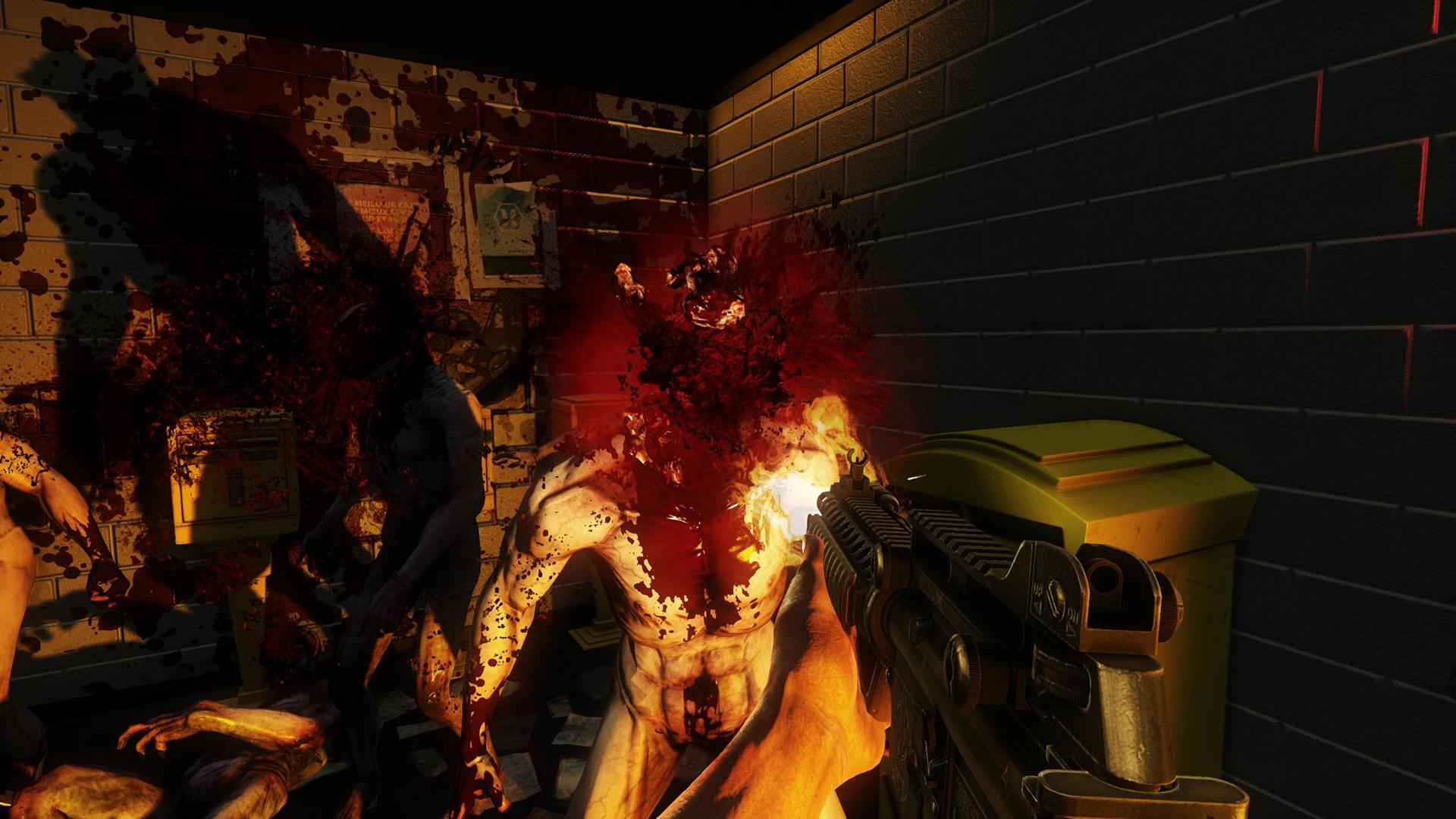 Killing Floor 2 Screens All The Gore Guns Amp Monsters