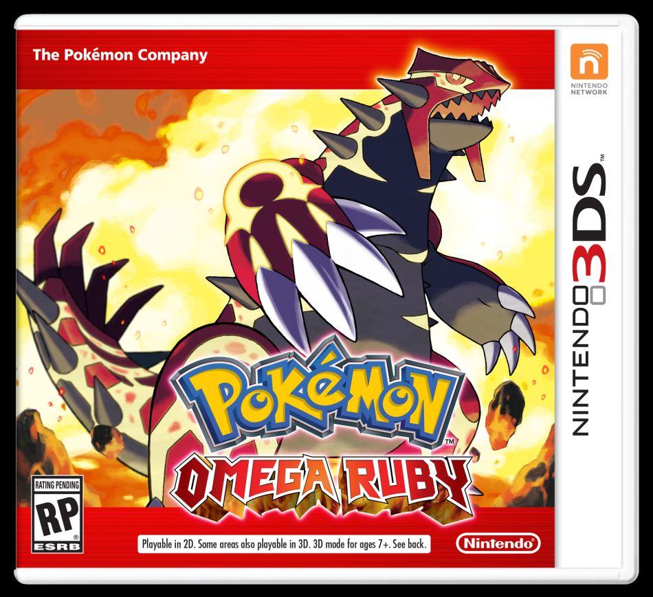 Pok 233 Mon Omega Ruby Pok 233 Mon Alpha Sapphire Announced