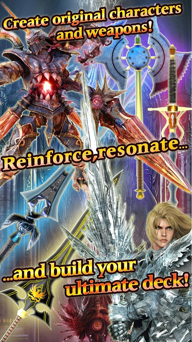 Soul Calibur: Unbreakable Soul is out today on iOS ? screens