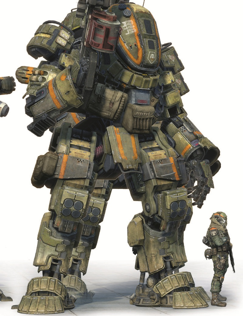 The Art Of Titanfall Directing Gameplay Through Visuals Vg247