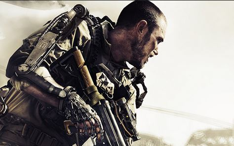 Call of Duty Advanced Warfare cast list outed Metal Gear