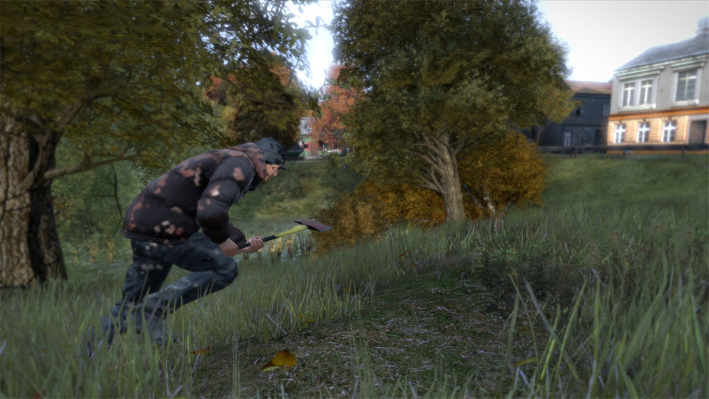 Dayz Guide The Controls Vg247