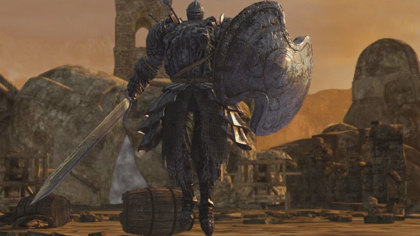 Dark souls unplugged the invisible effects of good