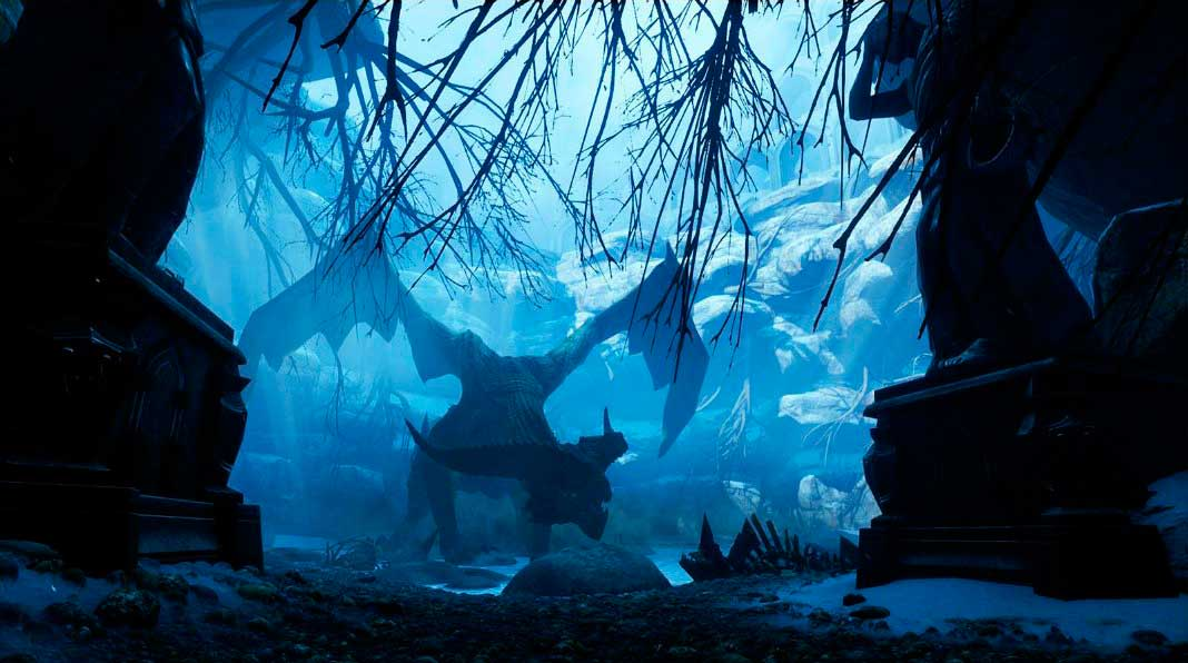 dragon age  inquisition e3 2014 gameplay shows high dragon