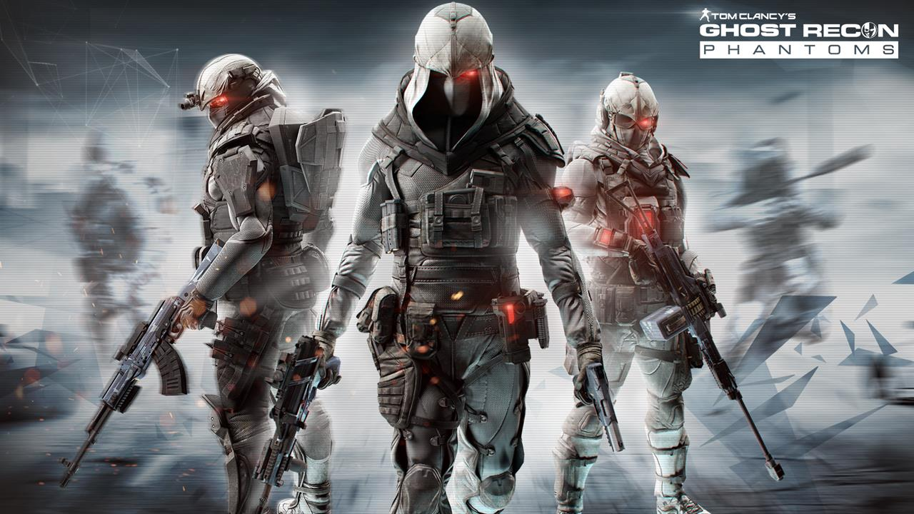 The soldiers in Ghost Recon Phantoms look pretty badass as ...