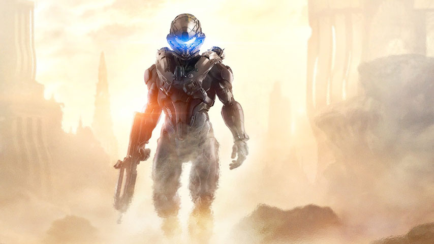 Halo 5: Guardians cutscene leaks from The Master Chief ...