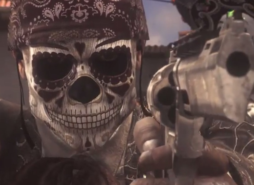 Mariachi And Ghost Pirates Tear Up New Call Of Duty