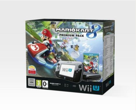mario kart 8 wii u premium console bundle is 219 at tescos vg247. Black Bedroom Furniture Sets. Home Design Ideas