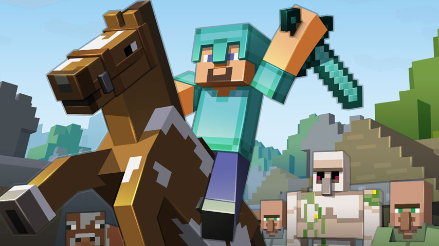 Is Minecraft About To Top 50 Million Sales Vg247