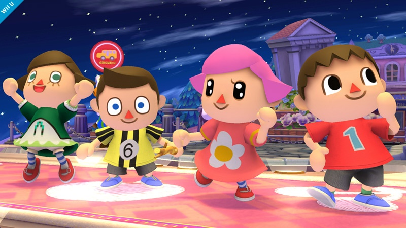 Super Smash Bros. will let you kick butt as the Girl
