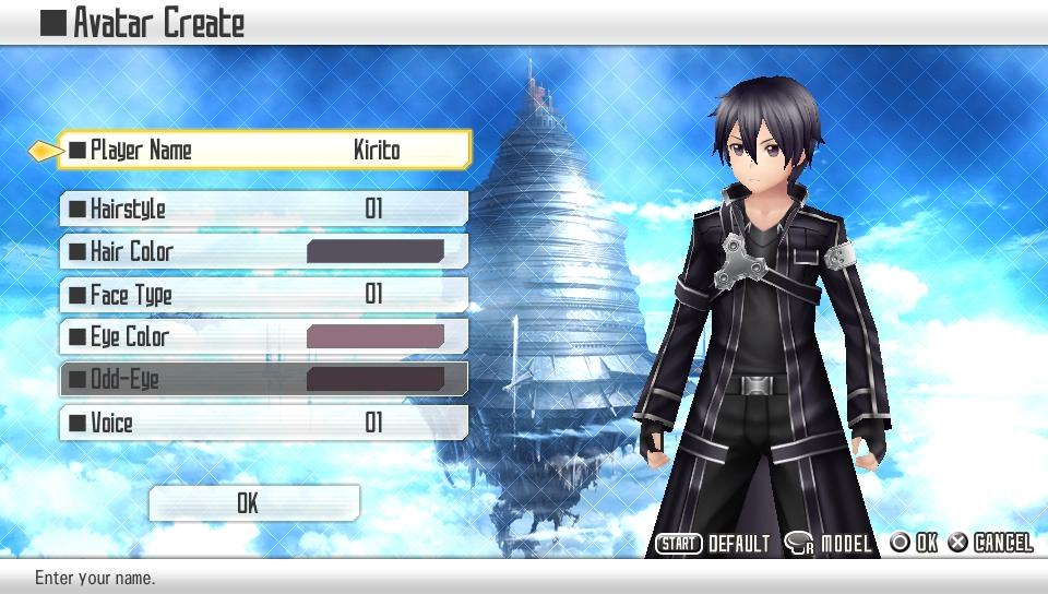 Sword Art Online : Infinity Sword [JPN | ISO | PSP]