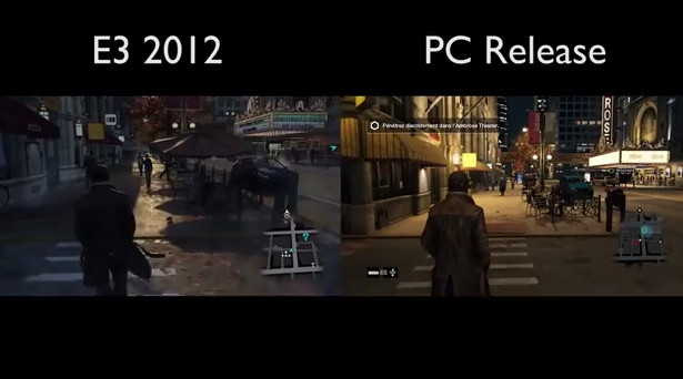 Watch Dogs  Downgrade