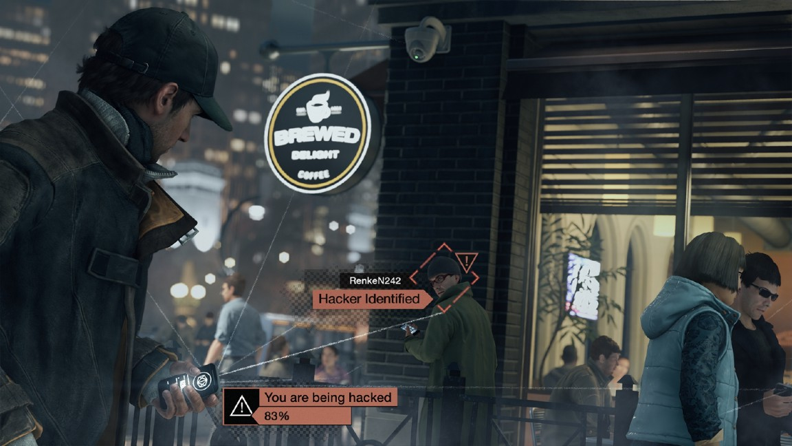 Get The Watch Dogs  Hidden Trophy