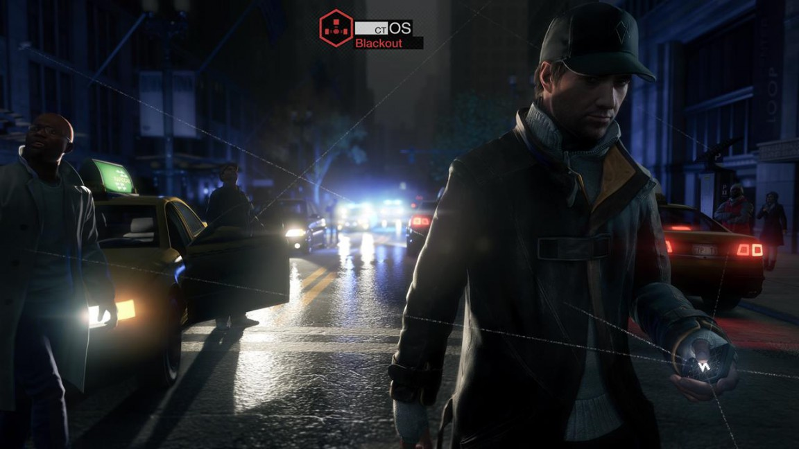 Watch Dogs  Release Day
