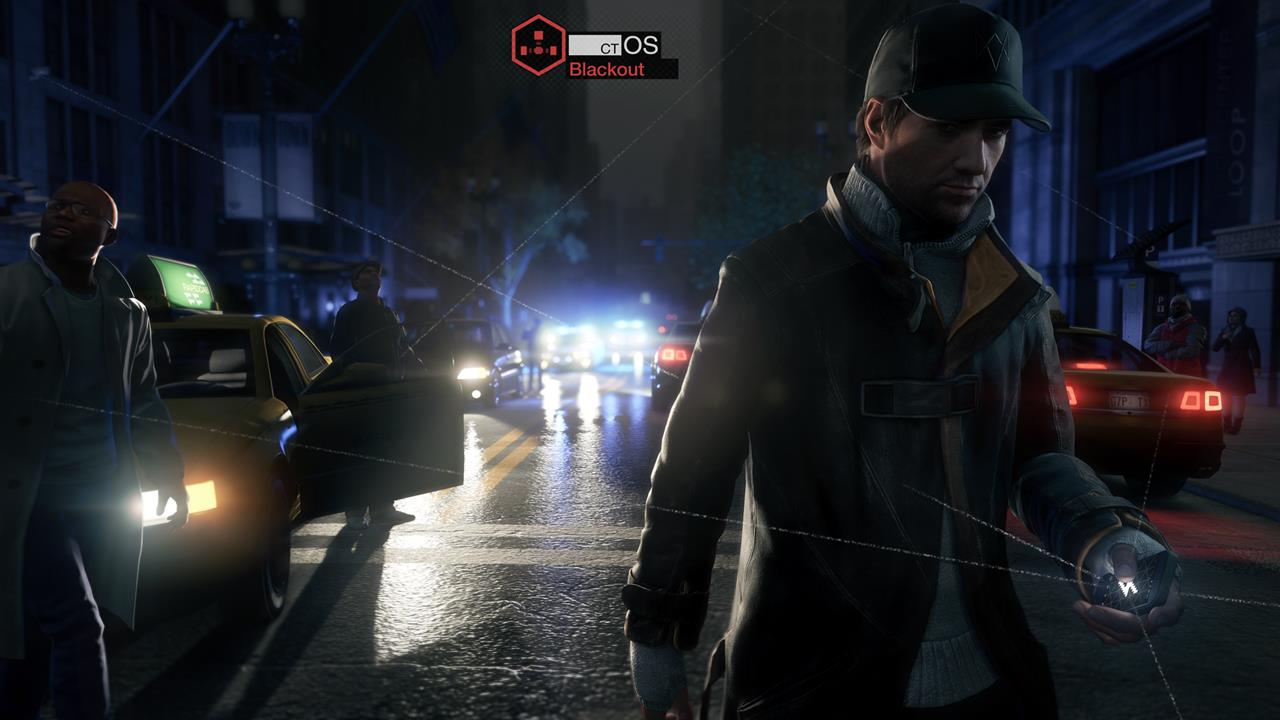 Watch Dogs Update   Ps Not Working