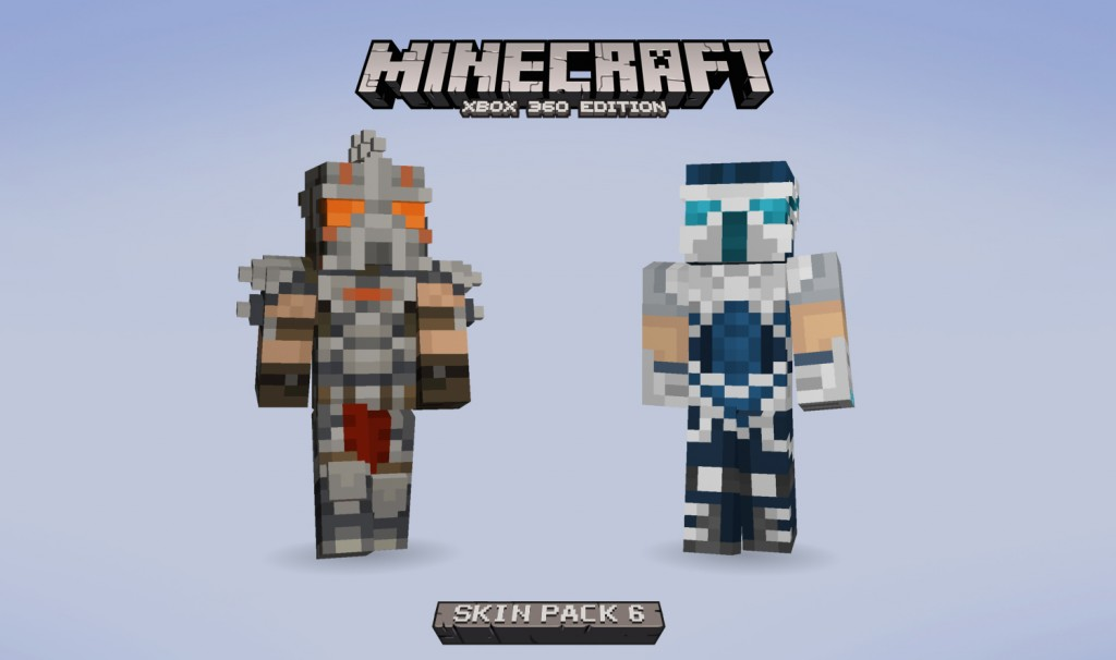 Mirrors Edge And Killer Instinct Skins Coming To Minecraft