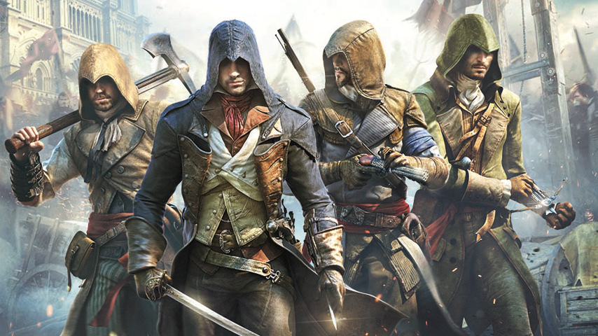 Assassin?s Creed: Unity is due on PC, PS4 and Xbox One in October