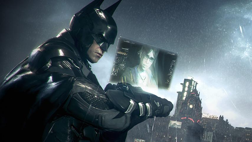 Watch the first part of new Batman: Arkham Knight gameplay