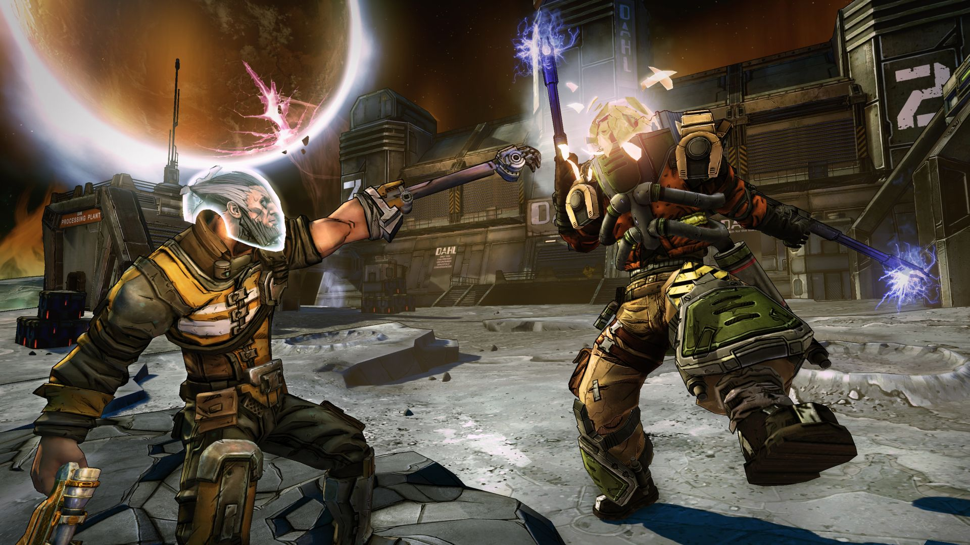 Check out these Borderlands: The Pre-Sequel screenshots ... Borderlands Pre Sequel
