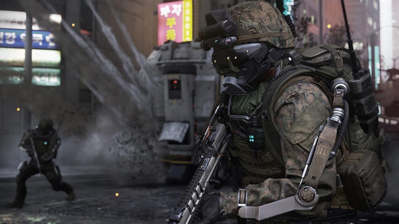 Call of Duty: Advanced Warfare review | Expert Reviews