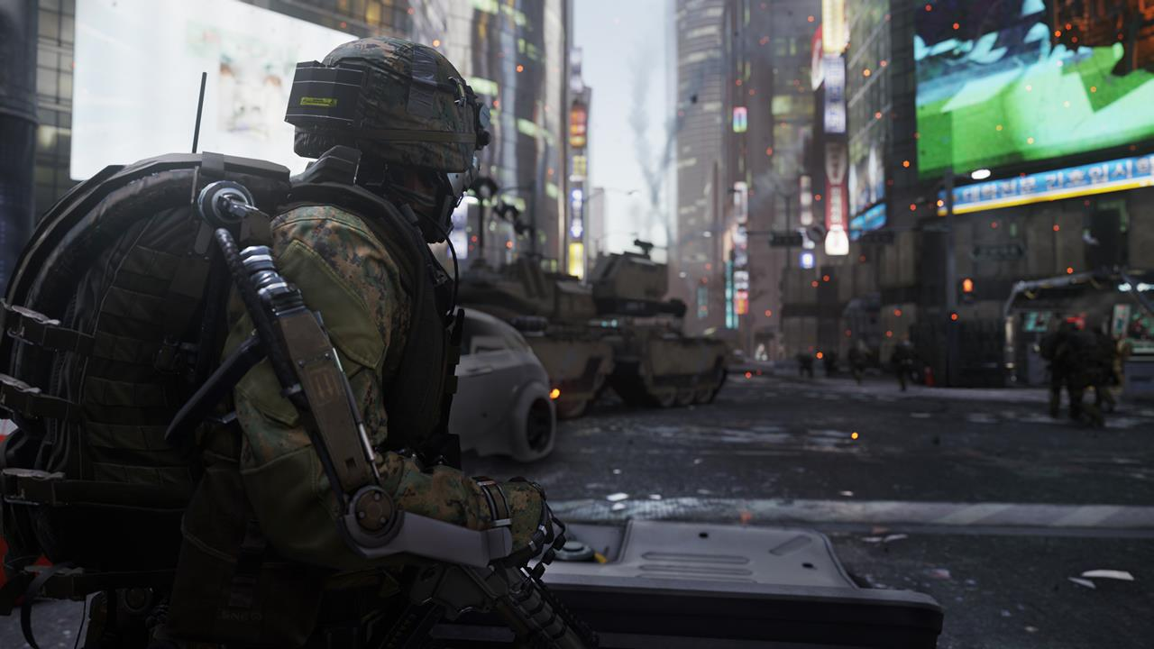 Here's what some pro players think of Call of Duty: Advanced Warfare | VG247
