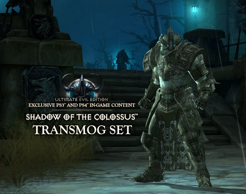 Shadow of the Colossus armor coming to Diablo 3 on PS3 and ...