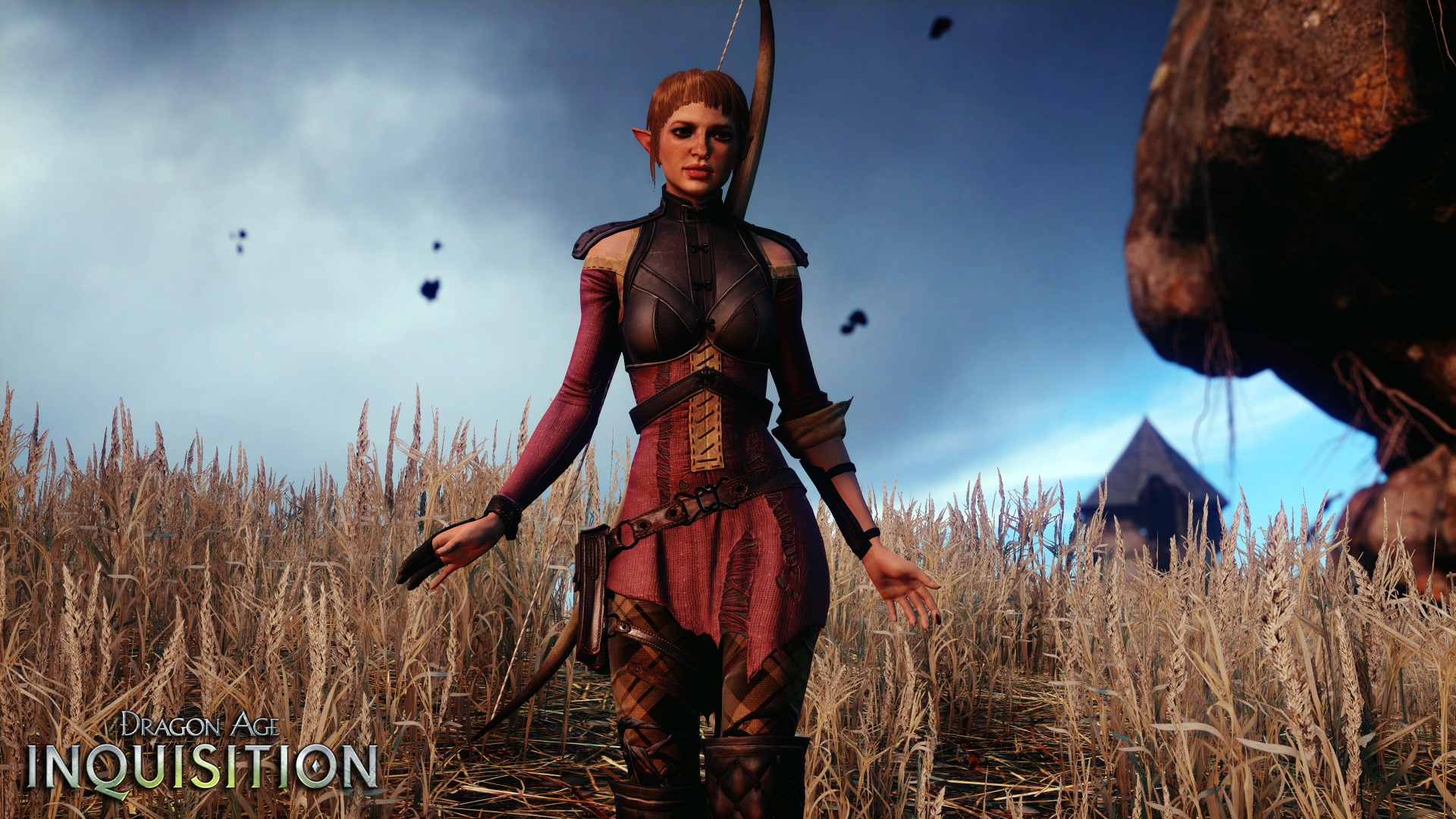 Dragon Age Inquisition s open world looks incredible in this raw gamepay foo