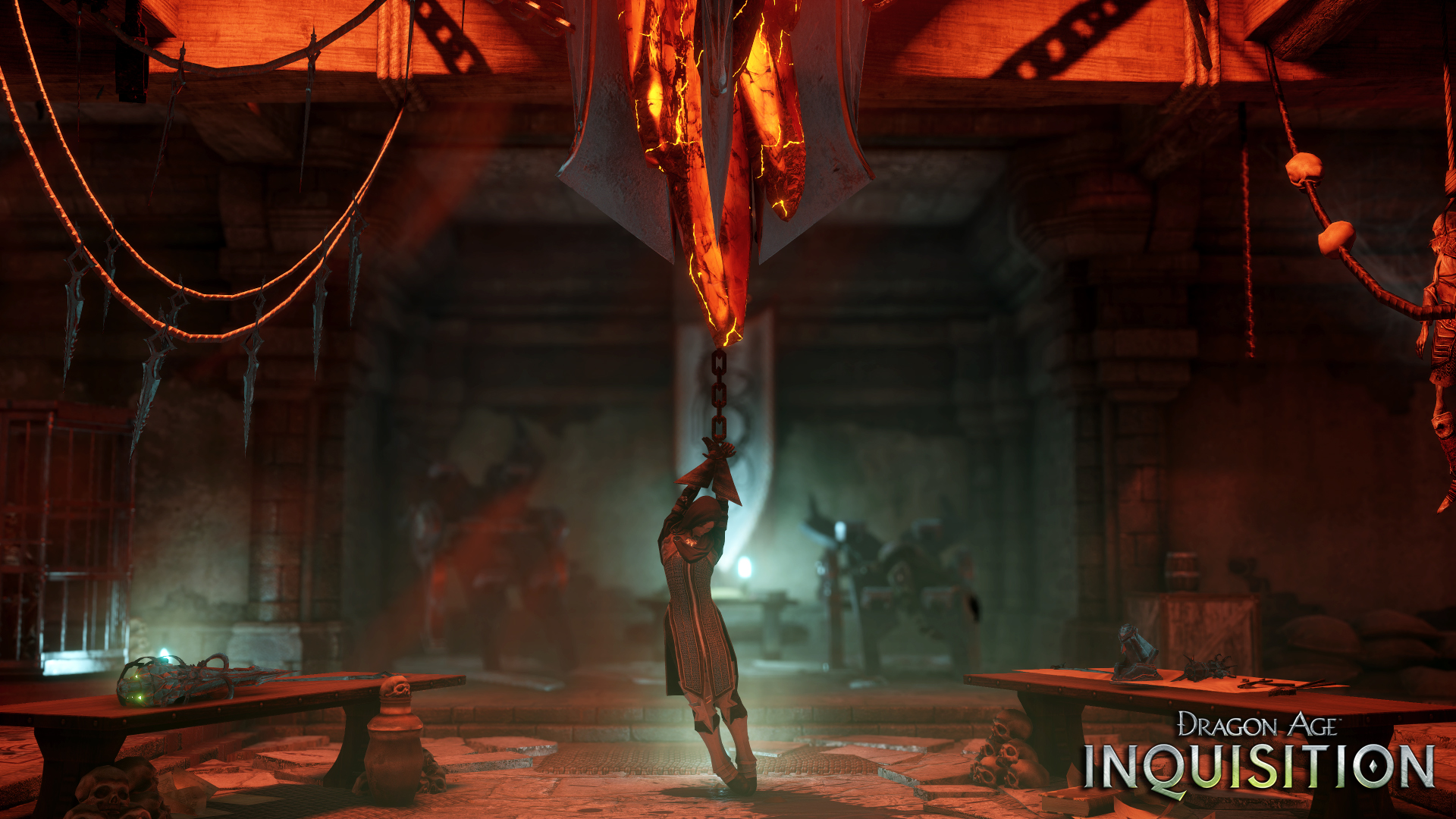 Finally you can look at dragon age inquisition as much as you want to vg247 - Console dragon age inquisition ...
