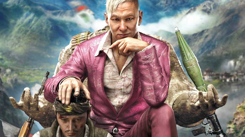 Full Far Cry 4 Map Reveals The Regions Of Kyrat: Far Cry 4 Review Round-up, All The Scores