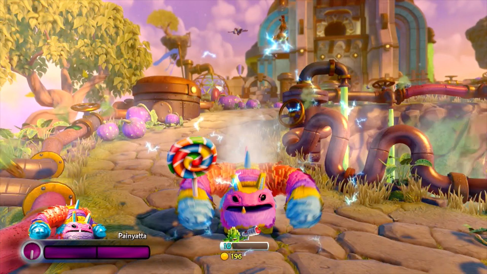All The Skylanders Trap Team E3 Characters And Villains