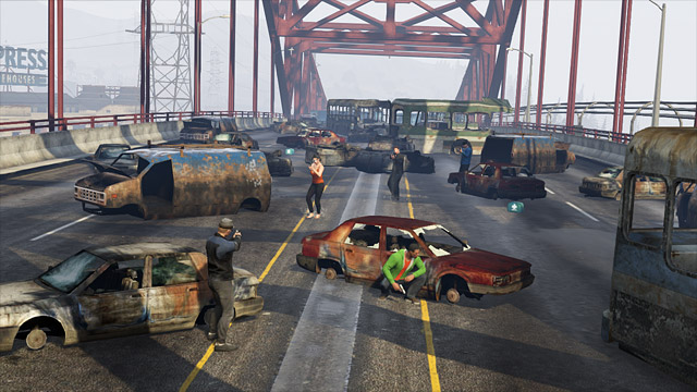 Gmt Auto Sales >> The zombie apocalypse comes to GTA Online with this FPS ...