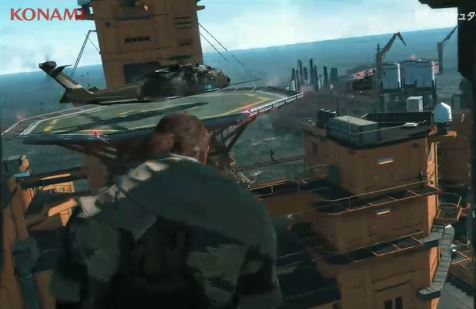 metal gear solid 5 how to build trust