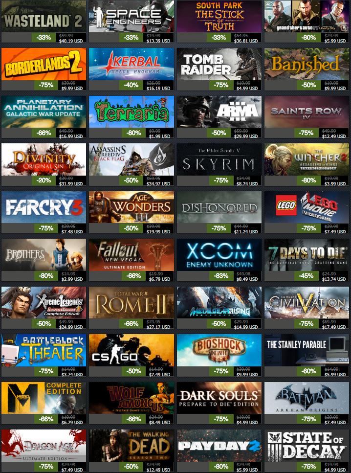 list gta games