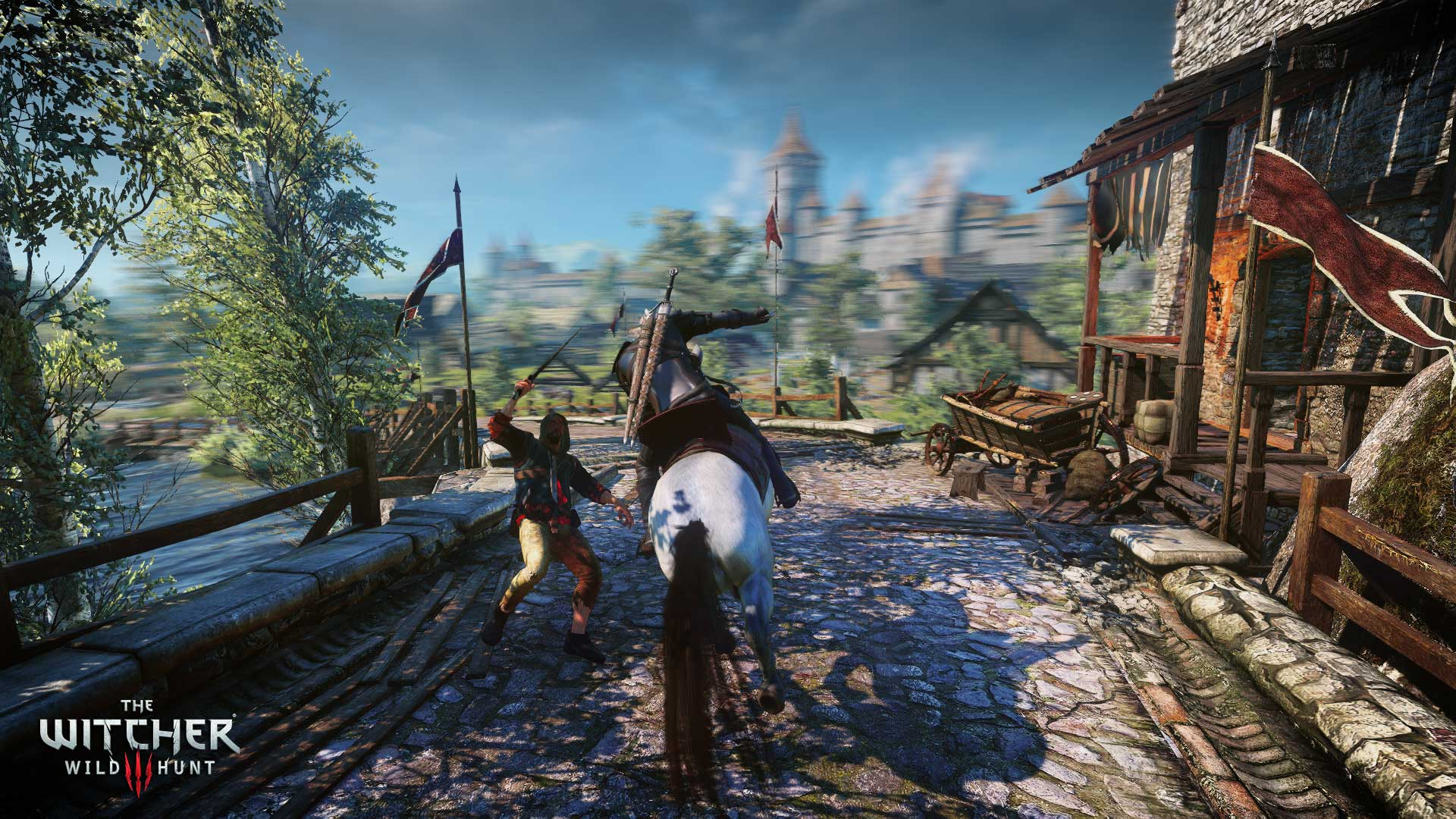 how to fix stuttering in the witcher 3