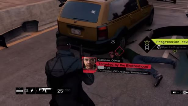 Watch Dogs Hints