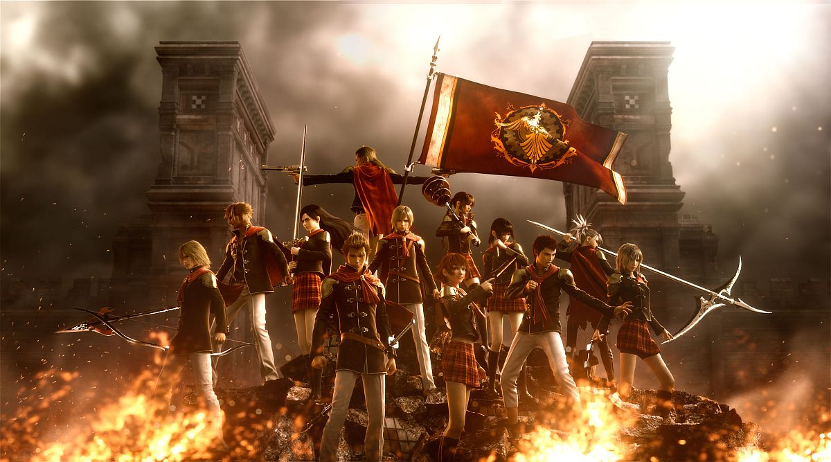 Final Fantasy Type-0 (English Patch v2) PSP ISO …