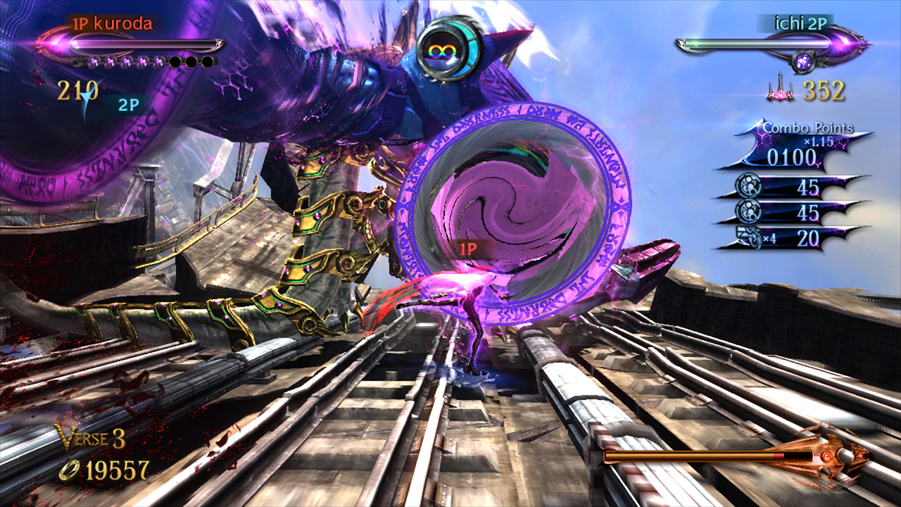 Best Xbox Controller >> Bayonetta 2 named AbleGamers' 2014 Accessible Mainstream Game of the Year - VG247