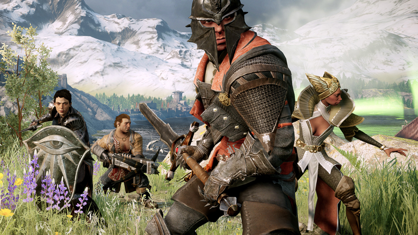 Dragon Age Inquisition Release Moved To November Vg247
