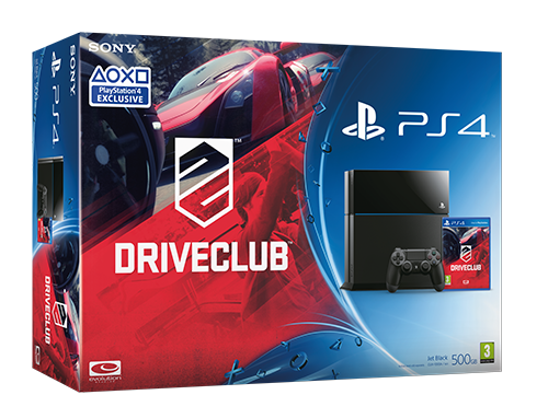sony just revealed its driveclub ps4 bundle