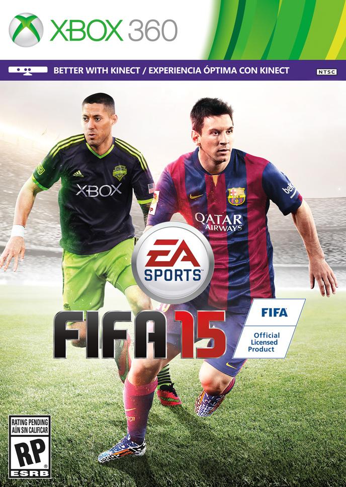 Fifa 14 Cover Xbox One Games - FIFA 15 !!! XB...