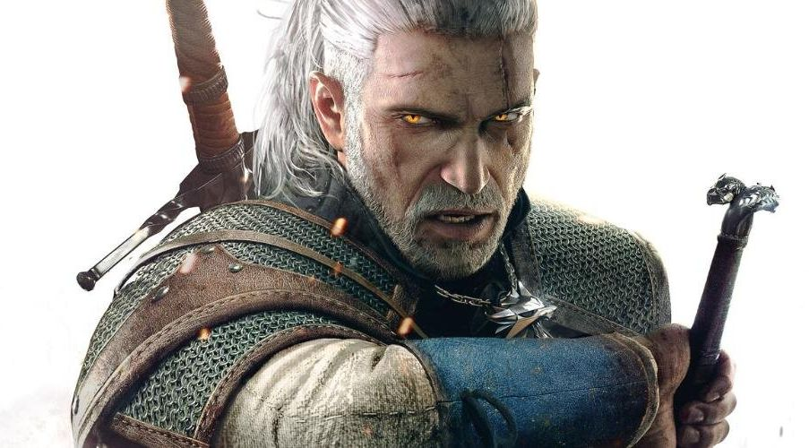 witcher geralt of - photo #26