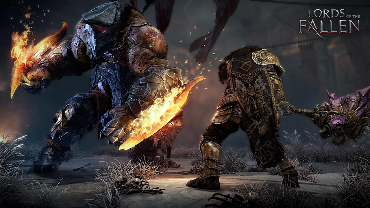 Beware Lords Of The Fallen Will Be Killing You From